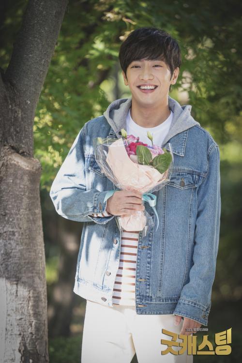 Lee Sang Yeob dalam drama Good Acting. (Foto: SBS)