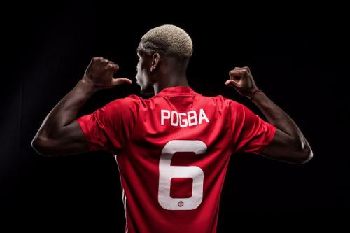 Paul Pogba (Foto: Man United)