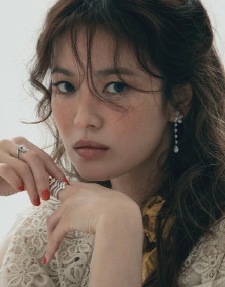 Song Hye Kyo. (Foto: ELLE)