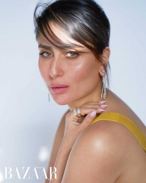 Kareena Kapoor. (Foto: Harper's Bazaar)
