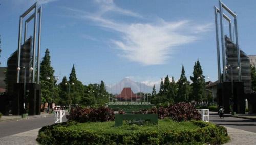 Universitas Gadjah Mada (UGM). (Foto: Okezone)