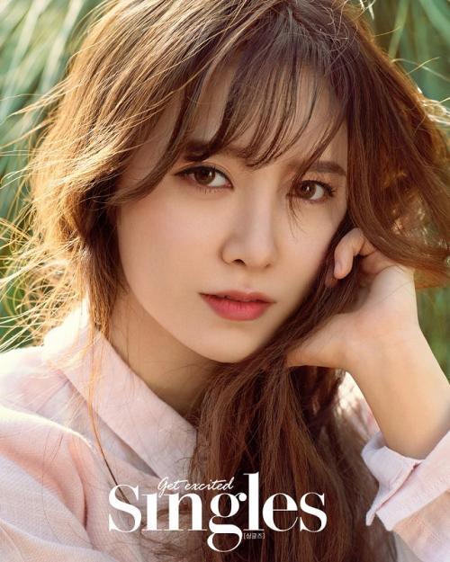 Goo Hye Sun. (Foto: Singles)