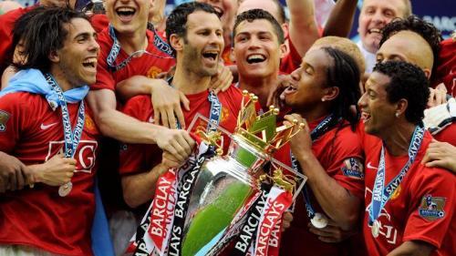 Ryan Giggs masih bisa dua kali juara Liga Inggris di usia senja (Foto: Premier League)