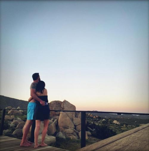 Ben Affleck dan Ana de Armas. (Foto: Instagram/@ana_d_armas)