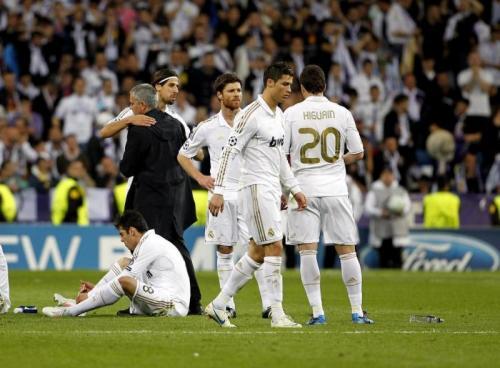 Madrid vs Bayern di semifinal Liga Champions 2011-2012
