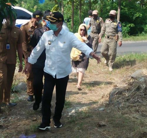 Pemakaman Didi Kempot Foto Pemkab Ngawi
