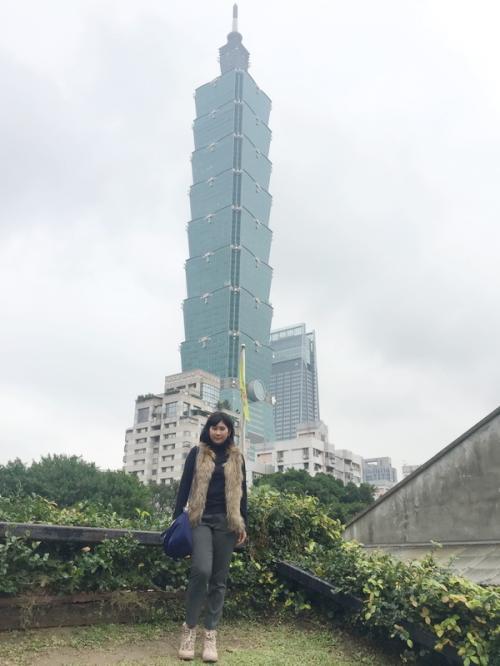 Taiwan gedung