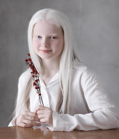 Gadis Desa Asal Rusia