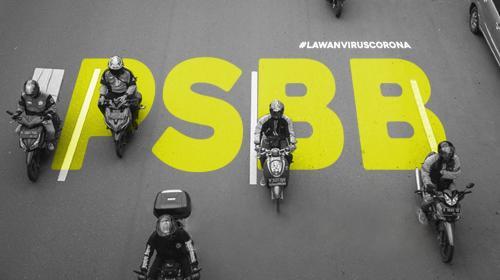 PSBB dilakukan dalam upaya mencegah bertambahnya angka penularan Covid-19 di Jakarta yang terus bertambah.