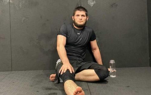 Khabib Nurmagomedov absen dari arena UFC (Foto: Instagram/@khabib_nurmagomedov)