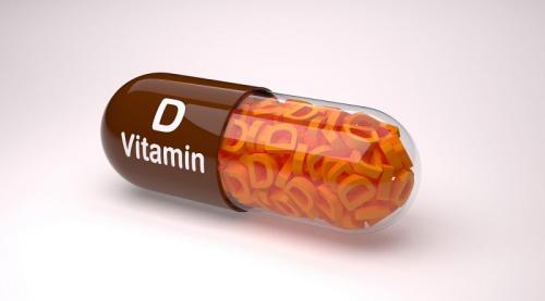 Vitamin bisa membantu memperkuat tubuh ketika musim hujan.