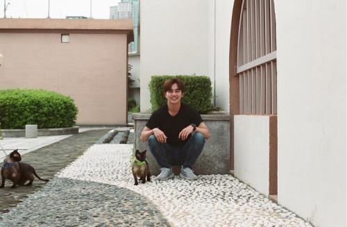 Yoo Seung Ho (Instagram)