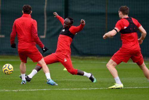 Suasana latihan Liverpool sebelum pandemi (Foto: Liverpool)