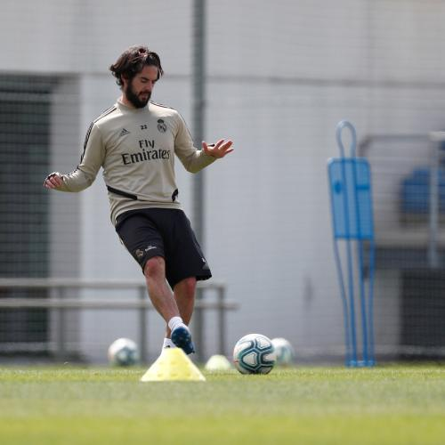 Latihan Real Madrid