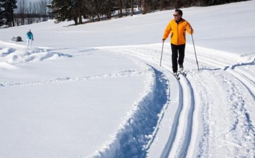 olahraga salju