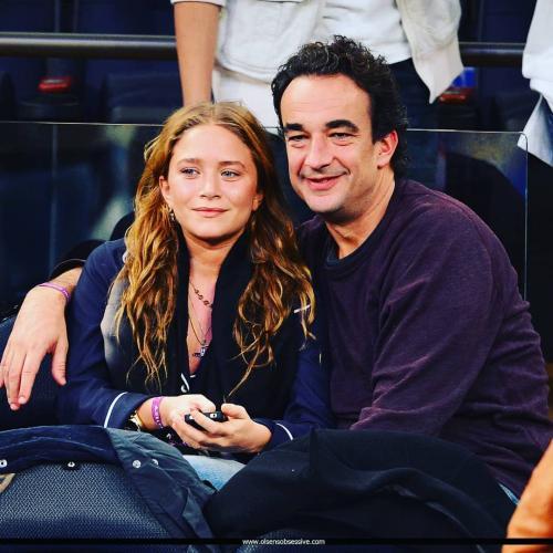 Mary Kate Olsen dan Olivier Sarkozy