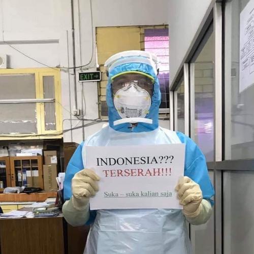Indonesia Terserah.