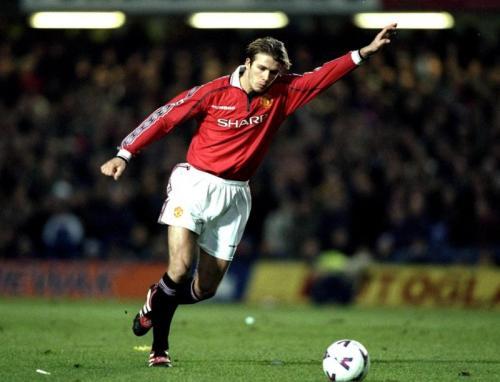 David Beckham (Foto: Istimewa)