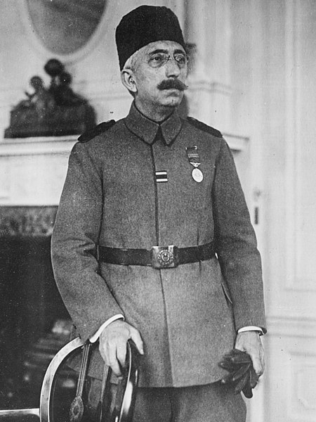 Sultan Mehmed VI. (Foto: US Library of Congress)