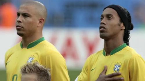 Ronaldo dan Ronaldinho