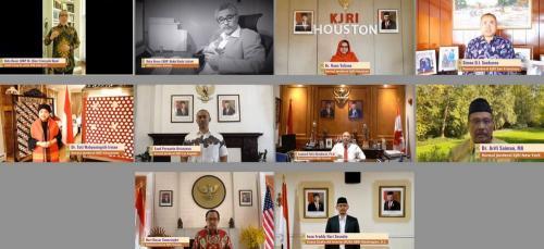 Acara Diaspora Indonesia