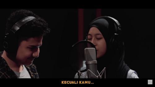Syakir Daulay feat Adiba