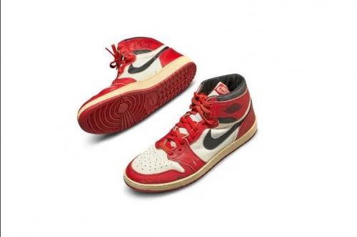 Sepatu Michael Jordan