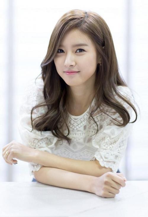 Kim So Eun.