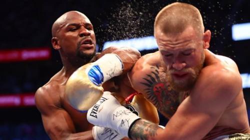 Conor McGregor pernah tarung tinju kontra Floyd Mayweather Jr