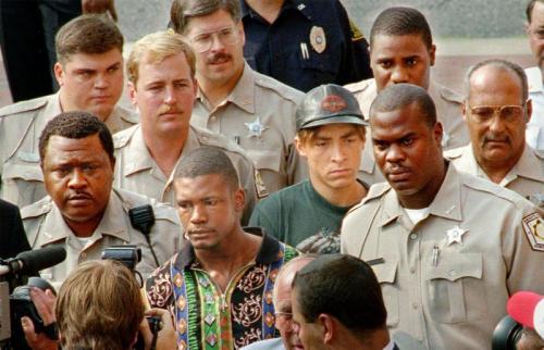 Daniel Green dan Larry Demery, pelaku pembunuhan ayah Jordan