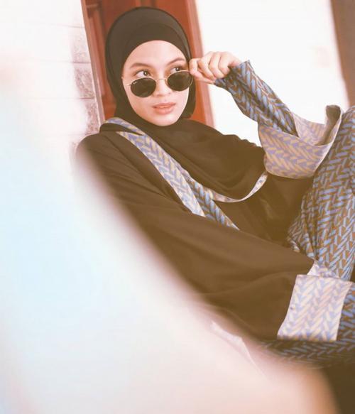 Baju Abaya untuk lebaran