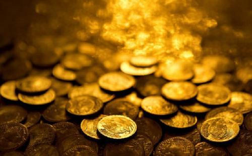 cadangan emas