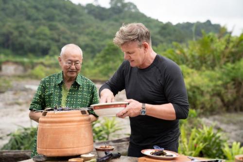 Gordon Ramsey dan Wiliam Wongso