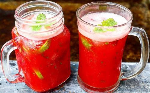 resep es semangka