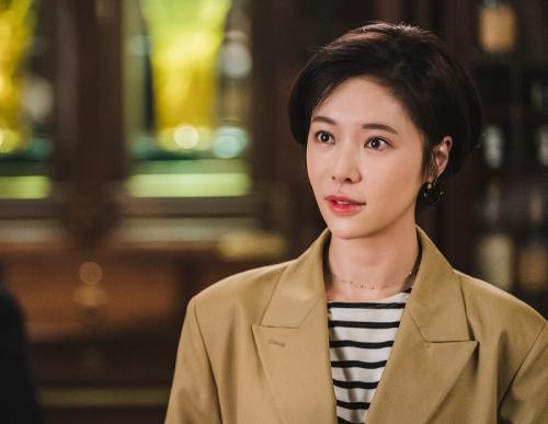 Hwang Jung Eum hamil anak kedua. (Foto MBC)