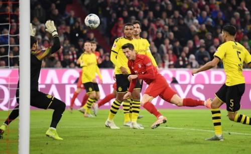 Bayern Munich hajar Borussia Dortmund 4-0 di perjumpaan pertama (Foto: Bayern Munich)