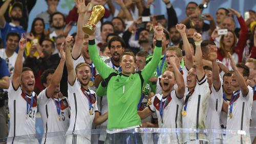 Timnas Jerman juara Piala Dunia 2014