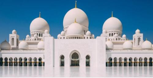 Masjid Sheikh Zayed