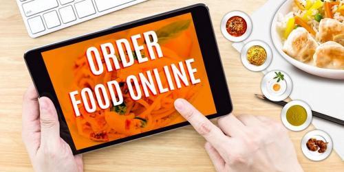 order makanan