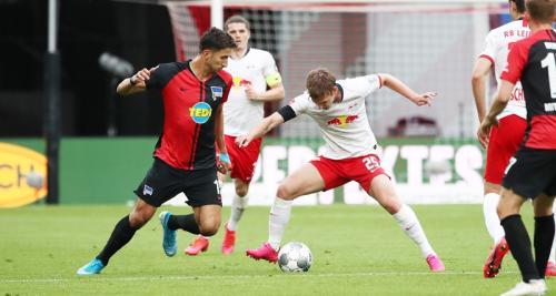 Laga RB Leipzig vs Hertha Berlin