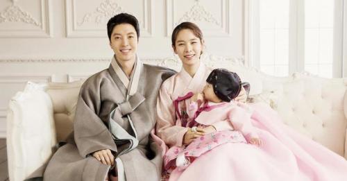 Lee Dong Gun dan Jo Yoon Hee.