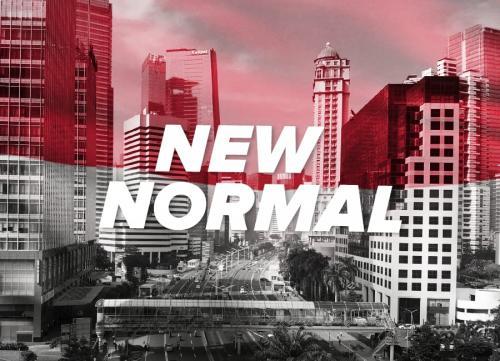 Ilustrasi new normal. (Foto: Okezone)