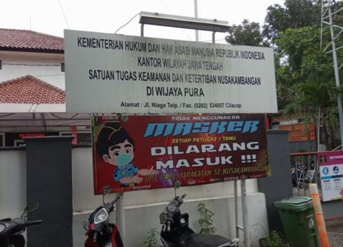 Lapas Nusakambangan
