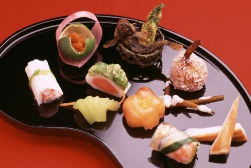 Kuliner khas Kota Kyoto, Jepang. (Foto: Istimewa)
