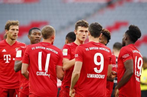 Bayern Munich terlalu perkasa musim ini (Foto: Bayern Munich)