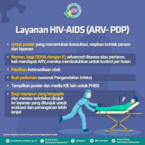 Layanan HIV