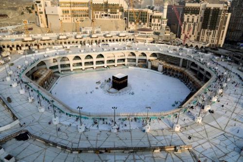 Masjidil Haram. (Foto: AFP)