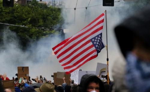 kerusuhan di Amerika