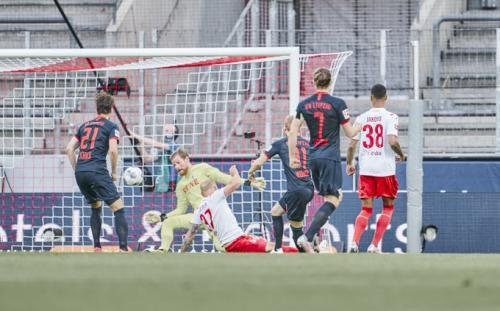 FC Koln vs RB Leipzig