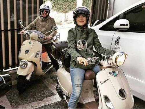 Dian Lady Biker